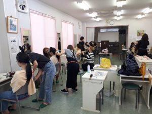 紀三井寺さん、千日詣の、お手伝い(^O^)
